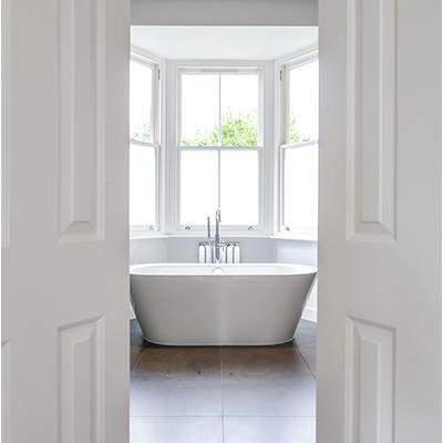 Bathroom Symmetry | Capture 24/7 - When Great Isn't Good Enough